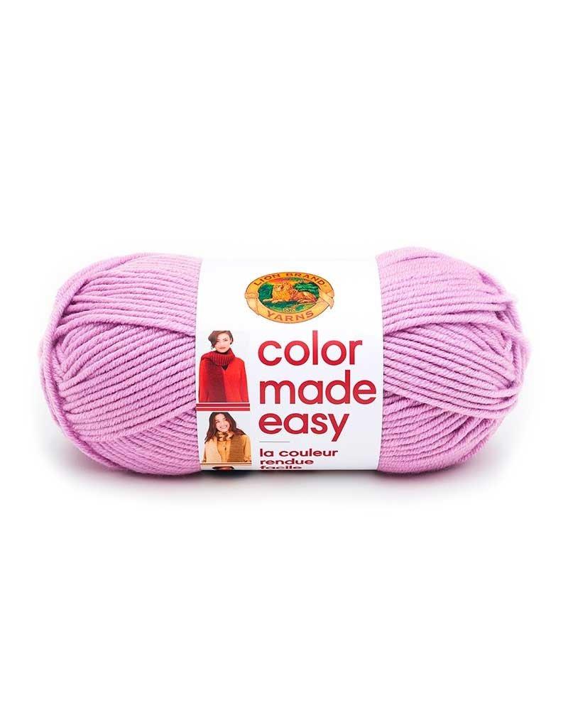 Lion Brand LB Color Made Easy