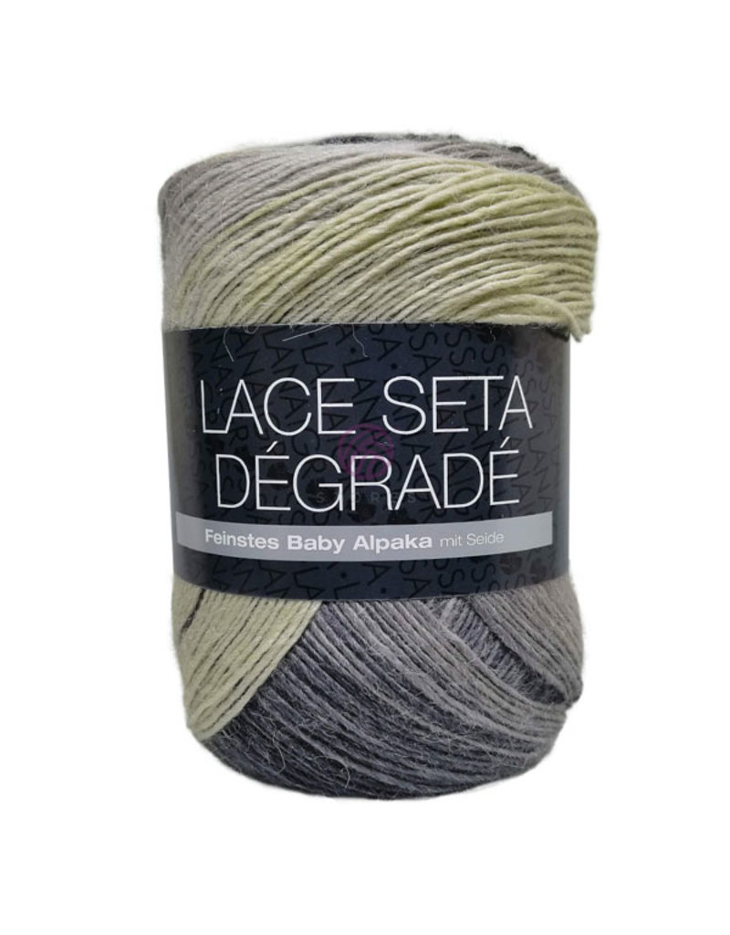 Lana Grossa LG Lace Seta Degrade 3.5oz (100g)