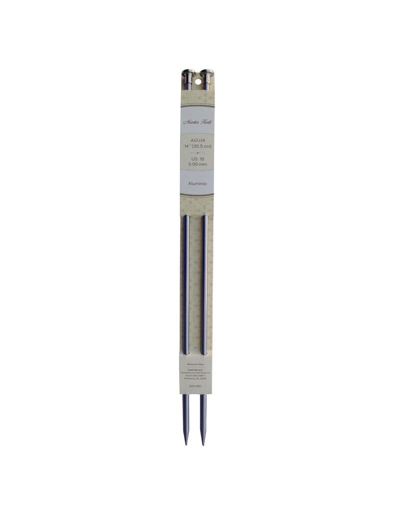 """Master Knit MK Aluminum Needle 14"""" (35cm)"""