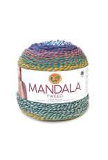 Lion Brand LB Mandala Tweed 7oz -