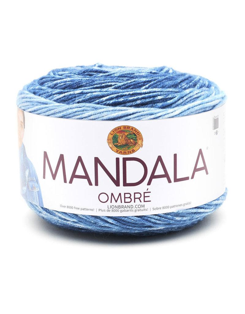 Lion Brand LB Mandala Ombre