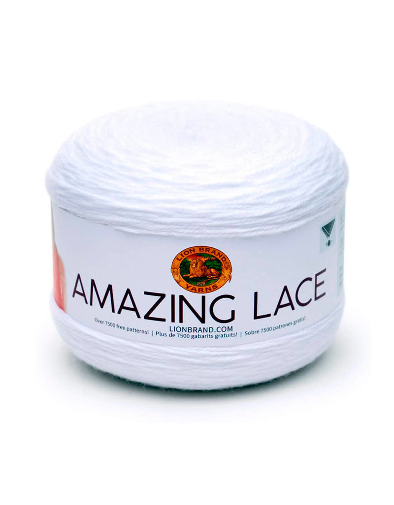 Lion Brand LB Amazing Lace