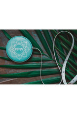 Knitters Pride KP The Teal Retractable Tape Measure 800655