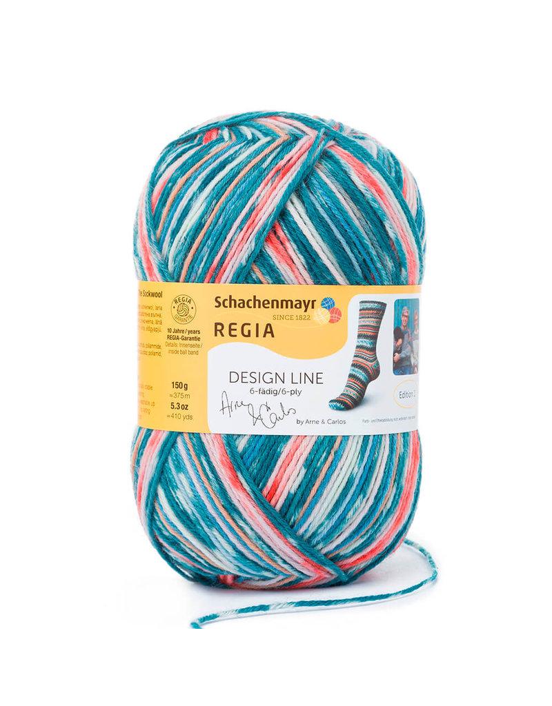 Regia Regia A&C Design 6-ply