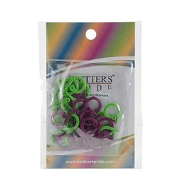 Knitters Pride KP Split Ring Markers (Pack of 30)