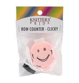 Knitters Pride KP New Row Counter - Clicky 800149