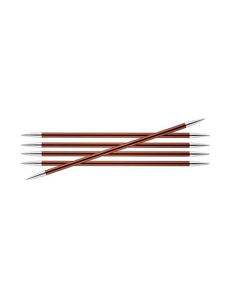 """Knitters Pride KP Zing Double Point 6"""" (15cm)"""