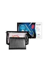 Knitters Pride KP Nova Platina Deluxe Set (Normal IC) - Set of 9