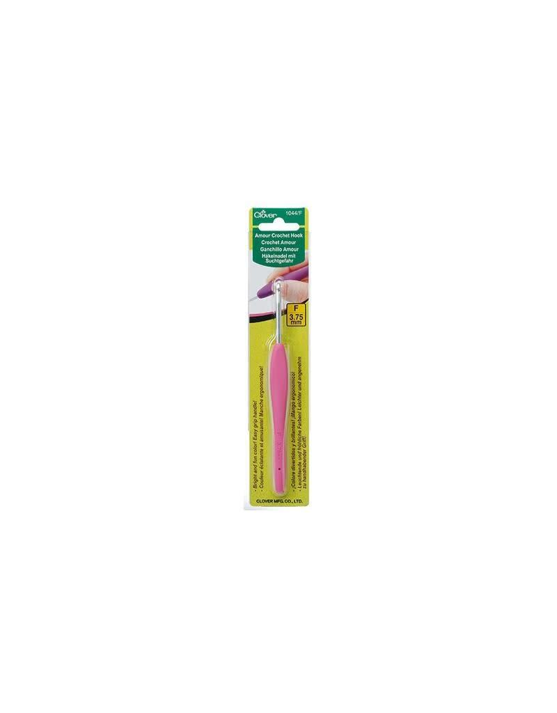 Clover CLO Amour Crochet Hook