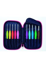 Clover CLO Amour Crochet Hook Gift Set - Free Shipping