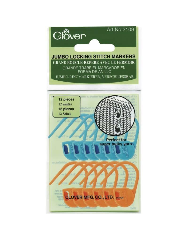 Clover CLO Jumbo Lock Marker