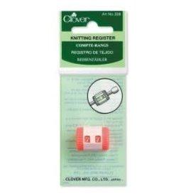 Clover CLO Knit Register CL328