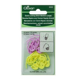 Clover CLO Quick Lock Stitch Mkr (Lg) 3032