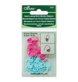 Clover CLO Quick Lock Stitch Mkr (Med)