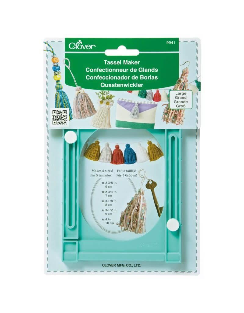 Clover CLO Tassel Maker (Lg) CL9941