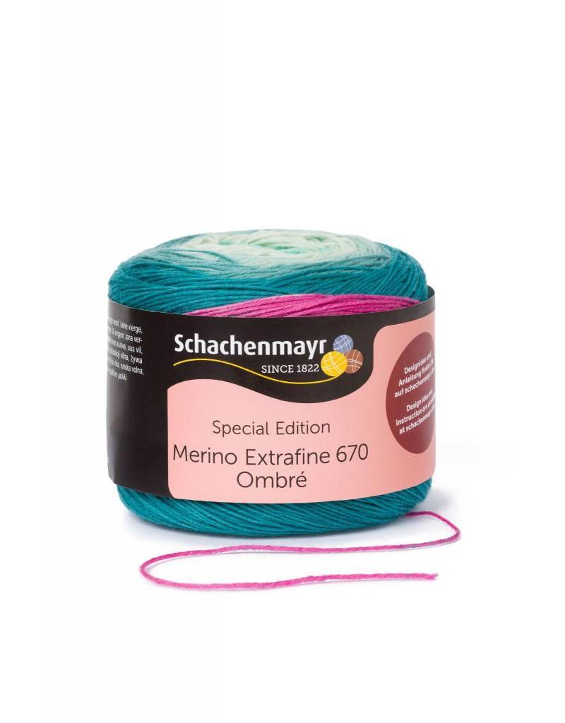 Schachenmayr SMC Merino Extrafine 670 Ombre