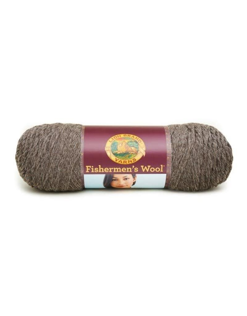 Lion Brand LB Fishermen's Wool