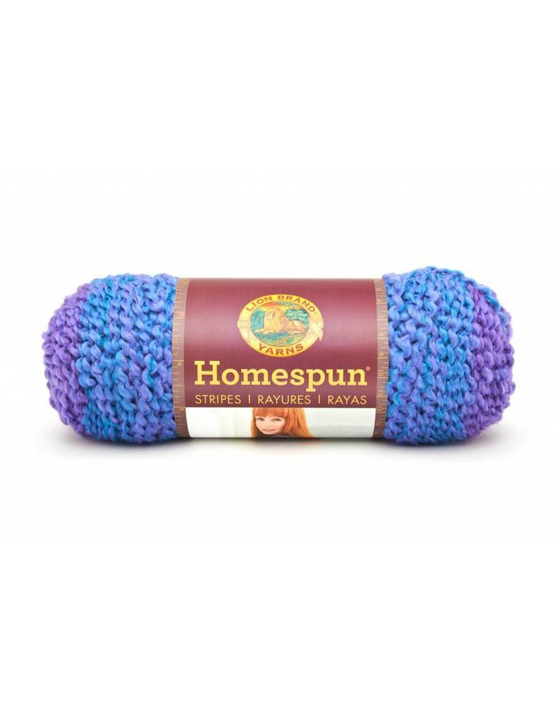 Lion Brand LB Homespun Stripes