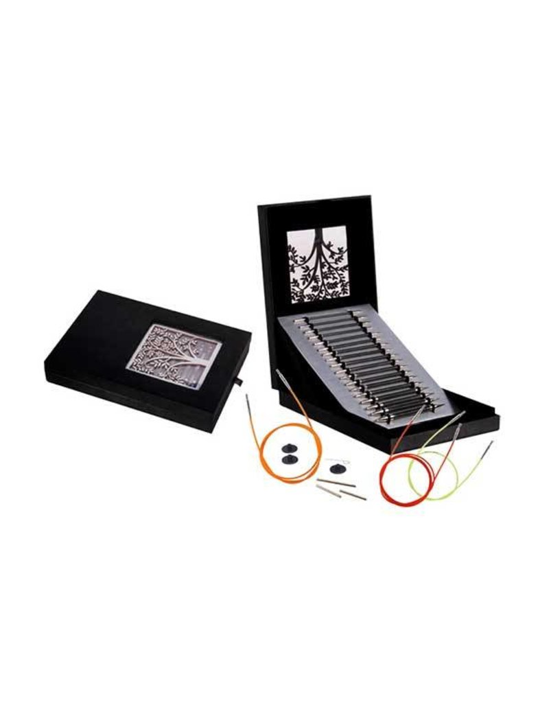 Knitters Pride KP Karbonz IC Needle Set - Box Of Joy - Free Shipping