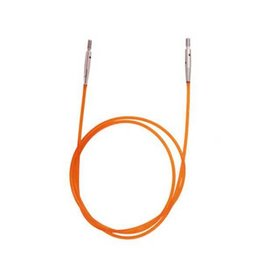 "Knitters Pride KP Orange cord - 22"" (56 cm to make 80 cm/ 32"") 800504"
