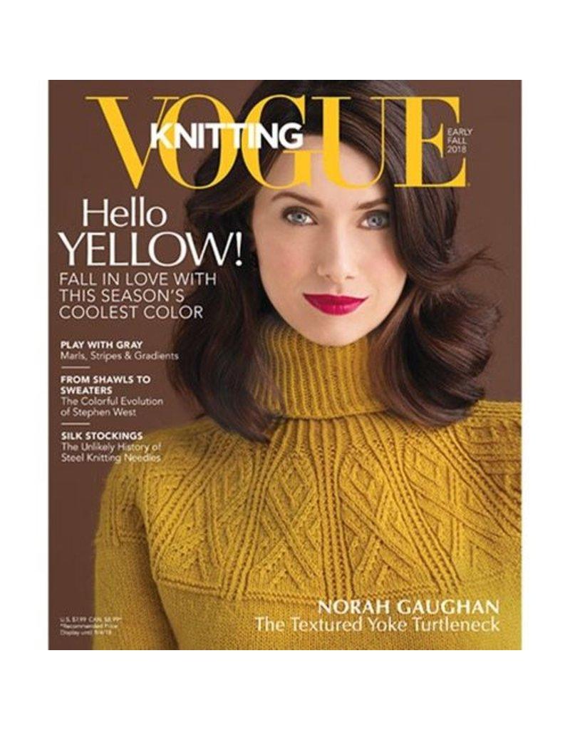 VK Vogue Knitting - Early Fall 2018