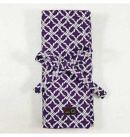 Della Q Bags DQ Della-Q  Tri-Fold Circular Needle Case