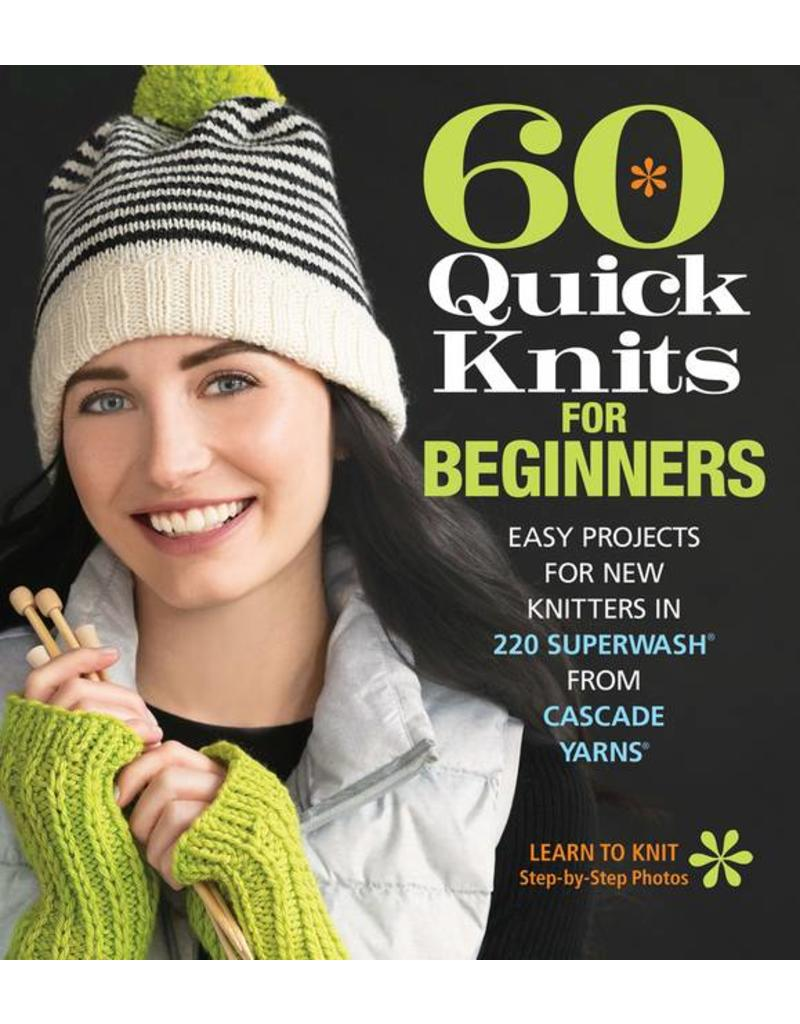 Sterling Books SP 60 Quick Knits For Begineners