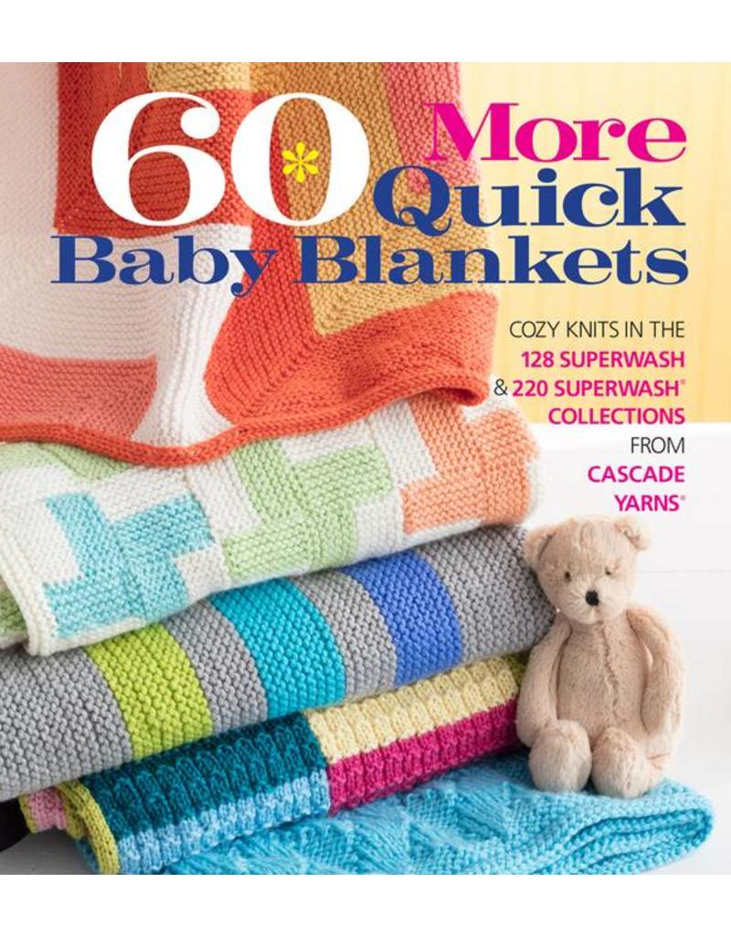 Sterling Books SP 60 More Quick Baby Blankets