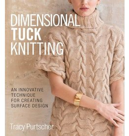 Sterling Books SP Dimensional Tuck Knitting