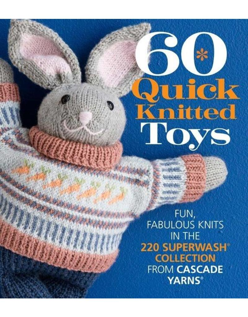 Sterling Books SP 60 Quick Knitted Toys