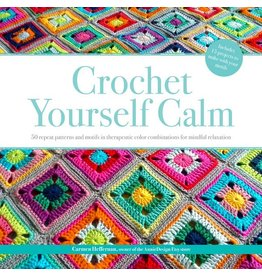 Sterling Books SP Crochet Yourself Calm