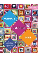 Sterling Books SP Ultimate Crochet Bible - Paperback