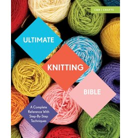 Sterling Books SP Ultimate Knitting Bible - Paperback