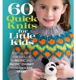 Sterling Books SP 60 Quick Knits For Little Kids
