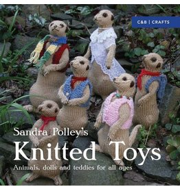Sterling Books SP Sandra Polleys Knitted Toys