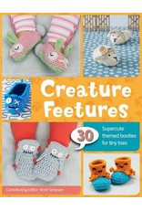 Sterling Books SP Creature Feetures