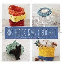 Sterling Books SP Big Hook Rag Crochet