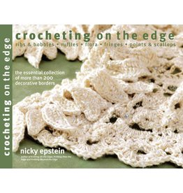Sterling Books SP Crocheting On The Edge - Paperback