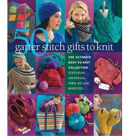 Sterling Books SP 50 Garter Stitch Gifts To Knit