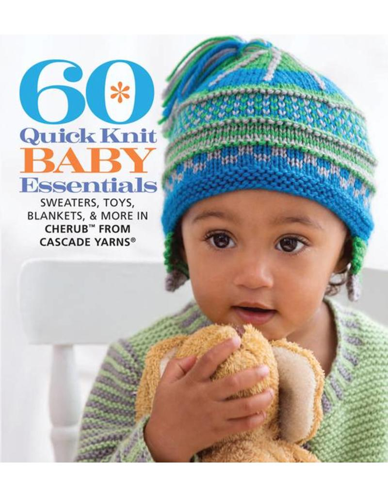 Sterling Books SP 60 Quick Knit Baby Essentials