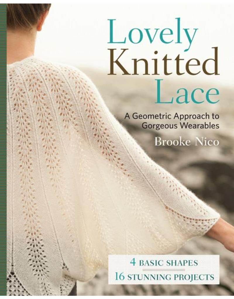 Sterling Books SP Lovely Knitted Lace