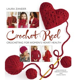 Sterling Books SP Crochet Red