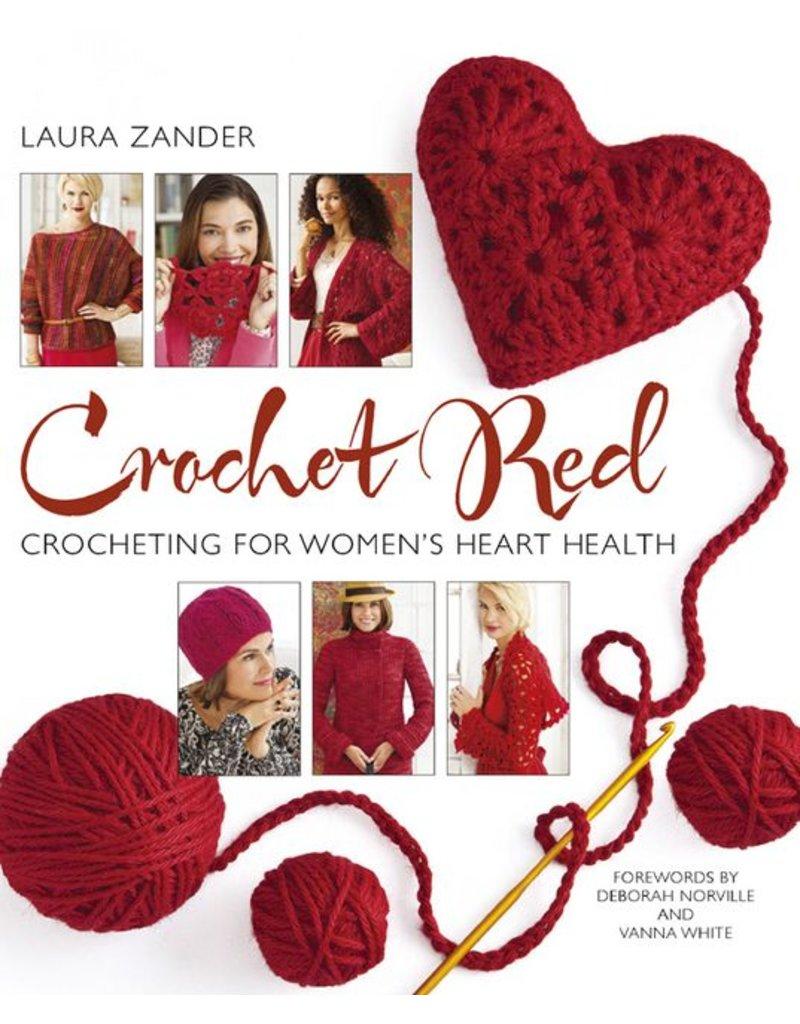 Sterling Books SP Crochet Red