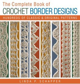 Sterling Books SP Complete Book Of Crochet Border Designs