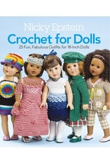 Sterling Books SP NE Crochet For Dolls