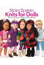 Sterling Books SP NE Knits For Dolls