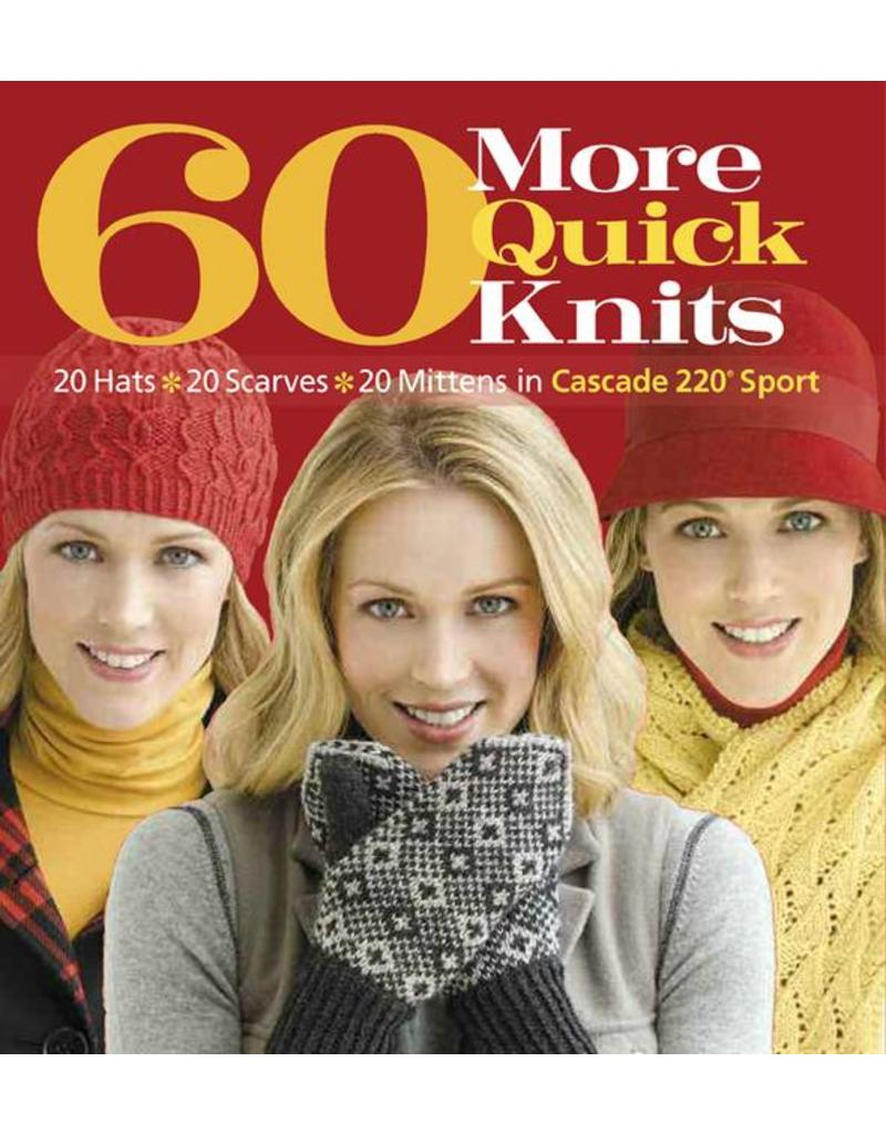 Sterling Books SP 60 More Quick Knits