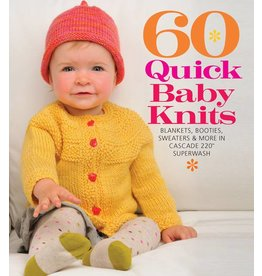 Sterling Books SP 60 Quick Baby Knits