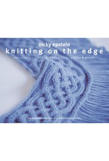 Sterling Books SP Knitting On The Edge - Soft Cover