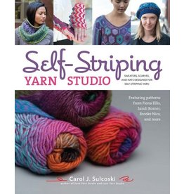 Sterling Books SP Self-Striping Yarn Studio
